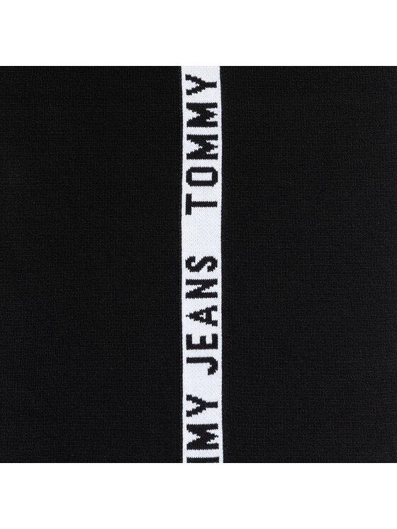 Tommy Jeans Tommy Jeans Szal Tjw Logo Tape Scarf AW0AW08991 Czarny