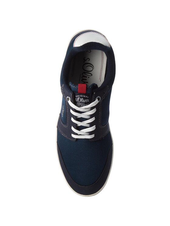 s.Oliver s.Oliver Sneakersy 5-13622-30 Tmavomodrá