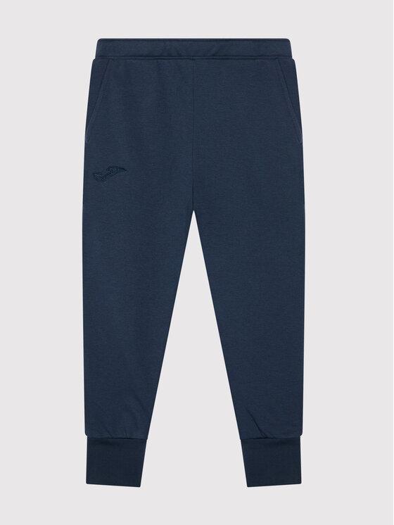 Joma Joma Spodnie dresowe Combi 100891.331 Granatowy Slim Fit