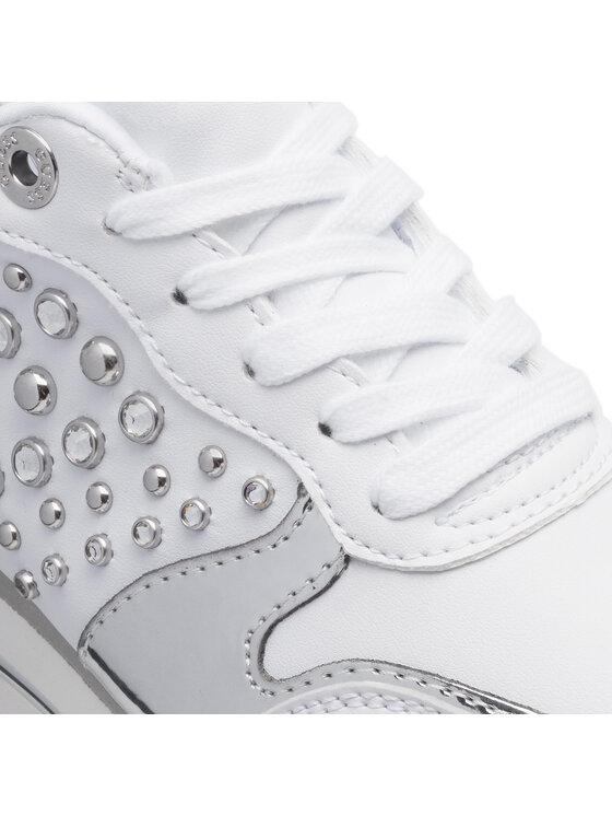 Guess Guess Sneakers Humbull FL7HUM ELE12 Bianco