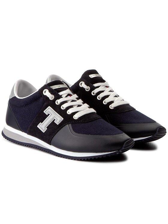 Tommy Hilfiger Tommy Hilfiger Sneakersy Phoenix 3C2 FW0FW00860 Granatowy