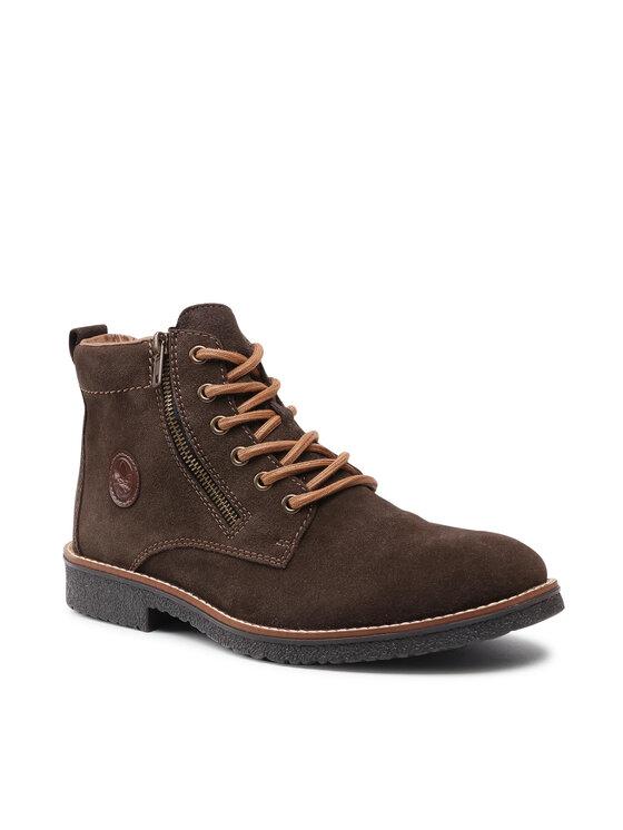 Rieker Auliniai batai 33643-25A Ruda