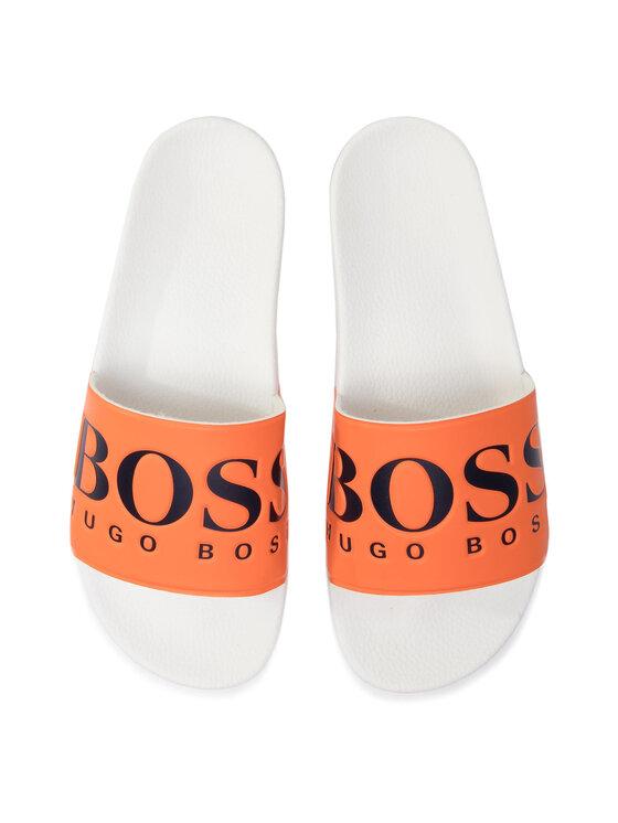 Boss Boss Šlepetės Solar 50388496 10208293 01 Oranžinė