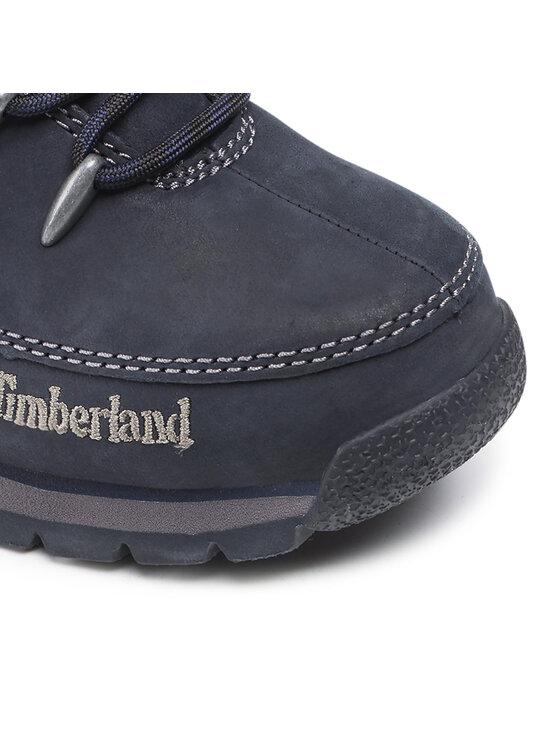 Timberland Timberland Trapery Euro Sprint Mid Hiker TB0A12944841 Granatowy