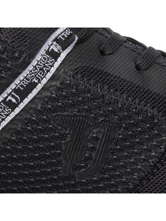 Trussardi Trussardi Jeans Sportcipő 77A00192 Fekete