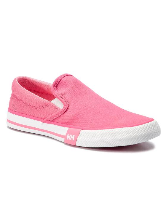 Helly Hansen Helly Hansen Tenisówki Copenhagen Slip-On Shoe 11485-181-5.5F Różowy