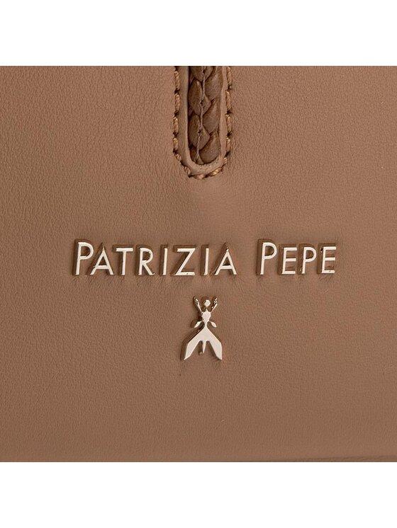 Patrizia Pepe Patrizia Pepe Дамска чанта 2V5460/A2OI-B453 Бежов