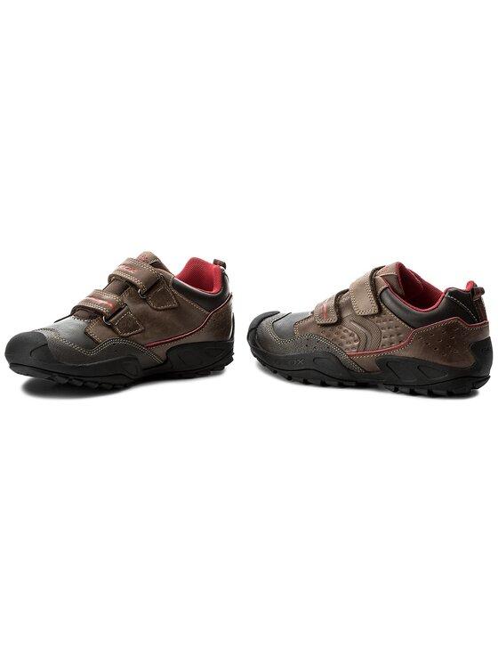 Geox Geox Pantofi J N.Savage B.A J641VA 0BCCL C0056 D Maro