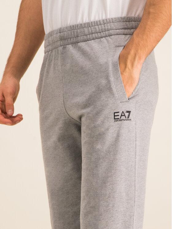 EA7 Emporio Armani EA7 Emporio Armani Teplákové kalhoty 8NPP51 PJ05Z 3905 Šedá Regular Fit