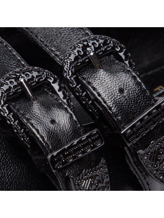 Trussardi Trussardi Jeans Balerina 79A00289 Fekete
