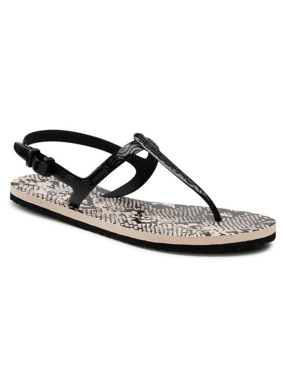 Puma Basutės Cozy Sandal Wns Untamed 375213 01 Juoda
