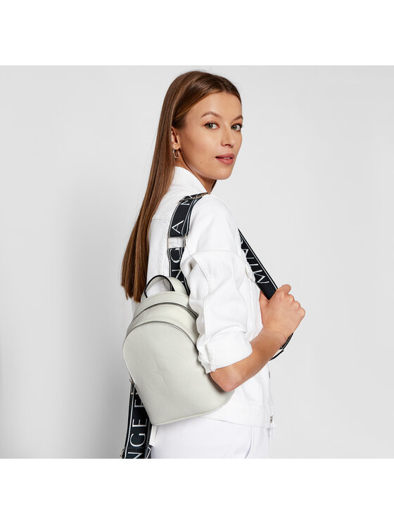 Eva Minge Eva Minge Plecak EM-17-06-000579 Biały