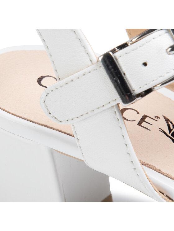 Caprice Caprice Sandales 9-28301-24 Blanc
