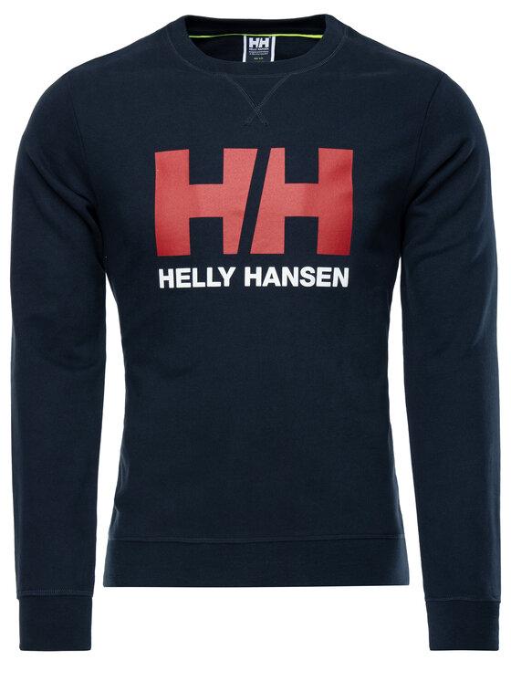 Helly Hansen Helly Hansen Felpa Hh Logo Crew 34000 Blu scuro Regular Fit