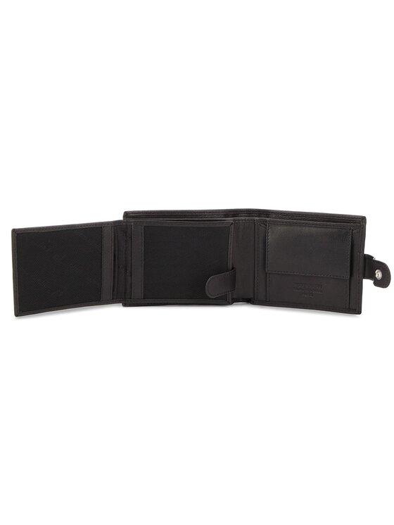 Pierre Cardin Pierre Cardin Velká pánská peněženka Sahara TILAK06 323A Černá