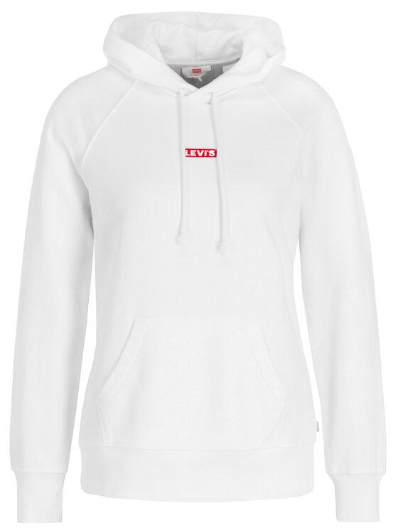 Levi's® Levi's® Bluză Graphic Sport 35946-0063 Alb Regular Fit