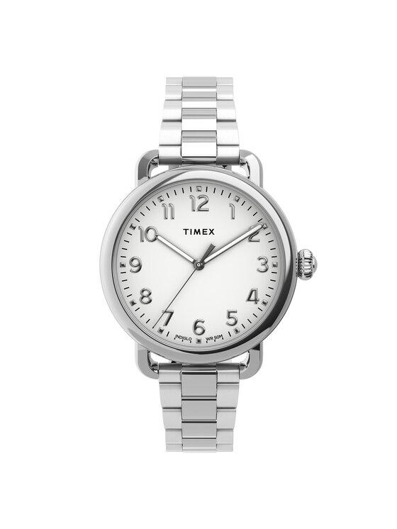 Timex Laikrodis Standard TW2U13700 Sidabrinė