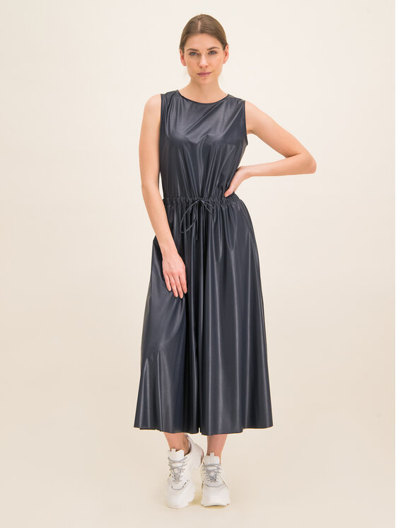 MAX&Co. MAX&Co. Vestito da giorno Danaroso 66319920 Blu scuro Regular Fit