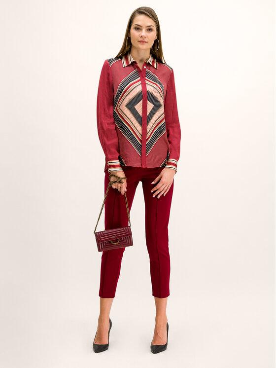 Pennyblack Marškiniai Emanuela 21140519 Raudona Regular Fit