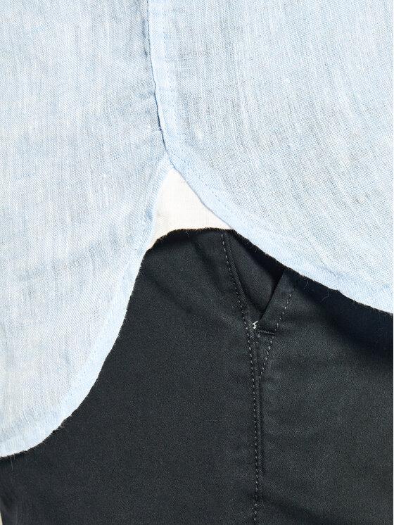 Trussardi Jeans Trussardi Jeans Marškiniai 52C00141 Mėlyna Close Fit