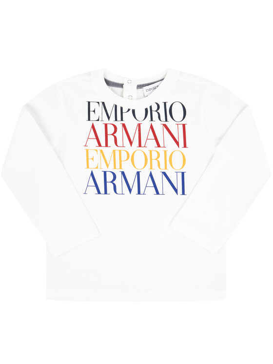 Emporio Armani Emporio Armani Σετ 3 μπλουζάκια 6GHD01 4J09Z 0933 Έγχρωμο Regular Fit