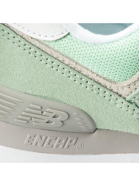 New Balance New Balance Laisvalaikio batai WL574ESM Žalia