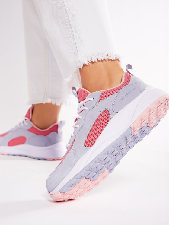 Columbia Columbia Sneakersy Youth Pivot™ BY1097 Różowy