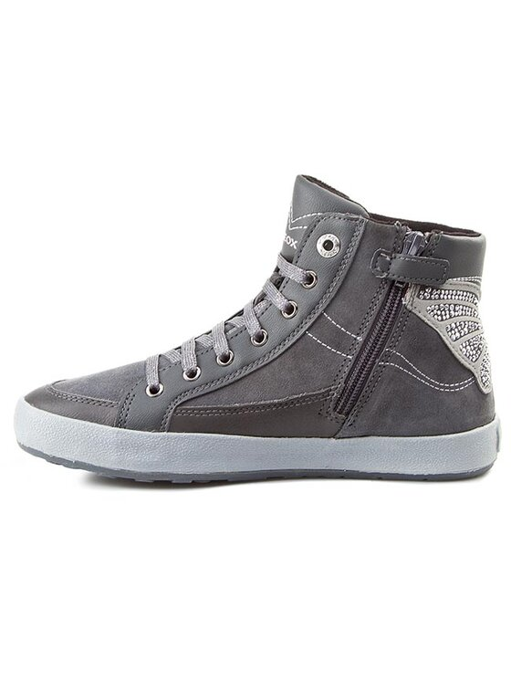 Geox Geox Chaussures basses J Witty A J54C8A 02243 C9002 D Gris