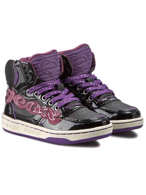 Geox Geox Pantofi J Maltin G. B J4400B 00254 C9233 Negru