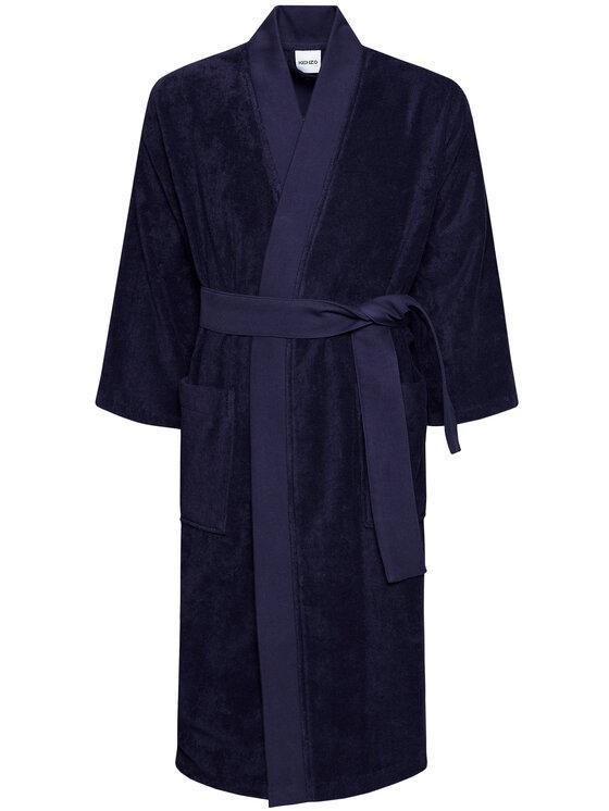 Kenzo Kenzo Szlafrok Iconic Granatowy