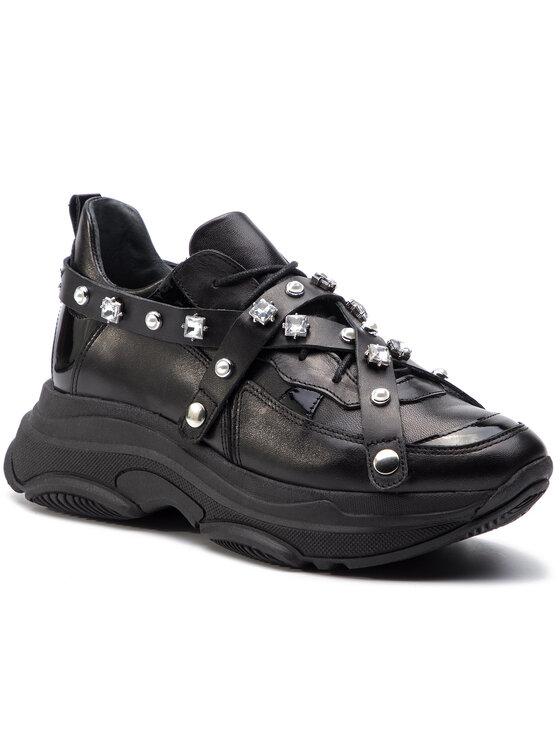 Eva Minge Eva Minge Sneakers EM-26-05-000140 Negru