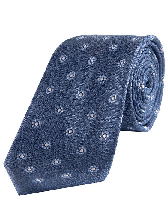 Tommy Hilfiger Tailored Tommy Hilfiger Tailored Γραβάτα Design TT0TT06477 Σκούρο μπλε