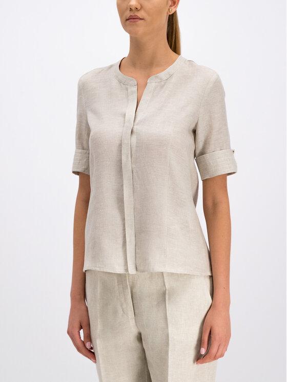 Pennyblack Pennyblack Marškiniai 21110319 Smėlio Regular Fit