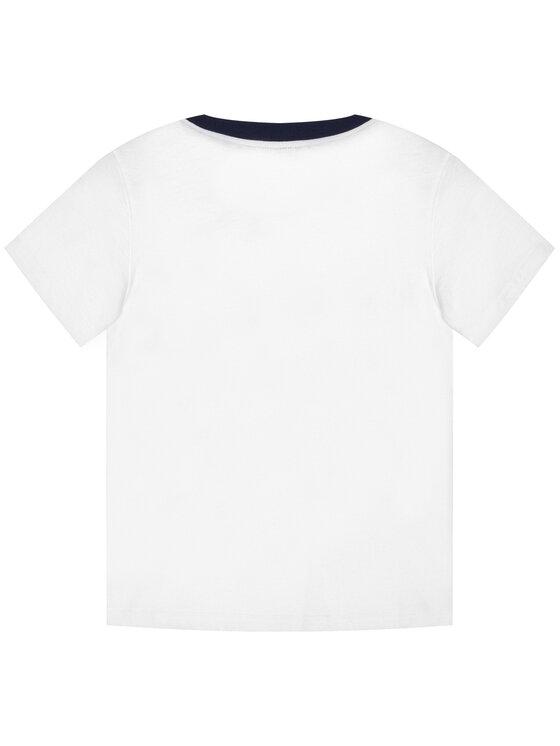 Polo Ralph Lauren Polo Ralph Lauren T-Shirt Ss Cn 323793536002 Bílá Regular Fit
