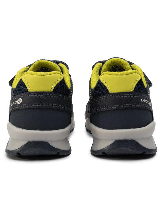 Geox Geox Sneakersy J Coridan B. A J945DA 0MEFU C0749 S Granatowy