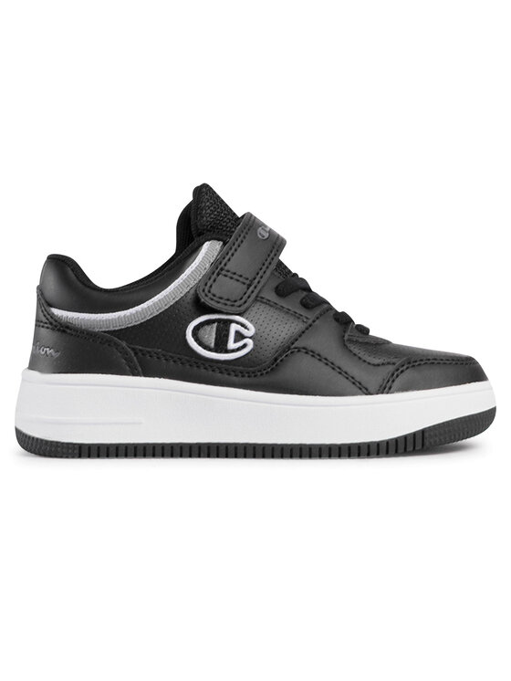 Champion Champion Sneakersy Rebound Low B Ps S31967-F20-KK01 Czarny