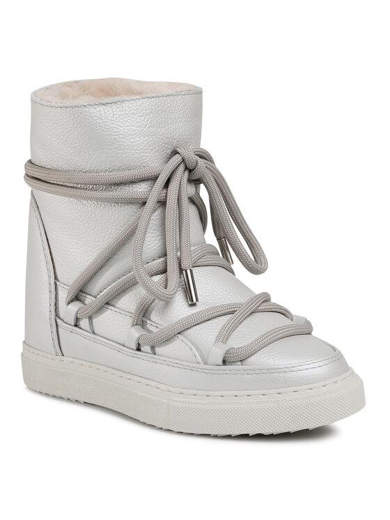 Inuikii Batai Sneaker 70203-089 Sidabrinė