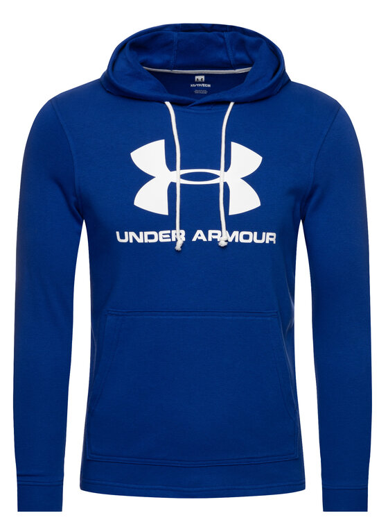 Under Armour Under Armour Mikina UA Sportstyle Terry 1348520 Modrá Loose Fit