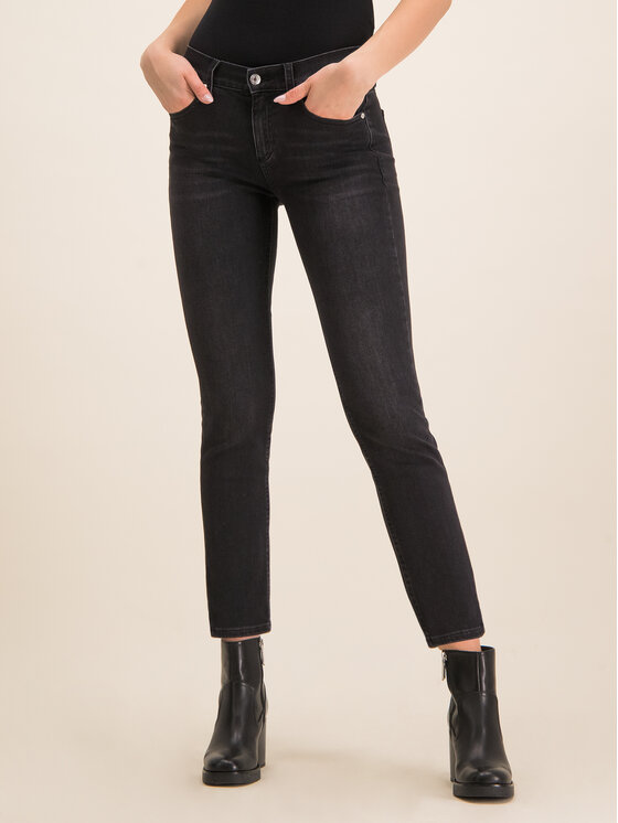 Calvin Klein Calvin Klein Τζιν Slim Fit K20K201759 Μαύρο Slim Fit
