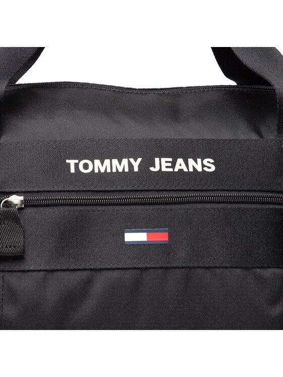 Tommy Jeans Tommy Jeans Torba Tjm Essential Duffle AM0AM07770 Czarny