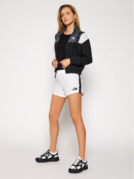 The North Face The North Face Szorty sportowe W Ma NF0A556BFN41 Biały Regular Fit