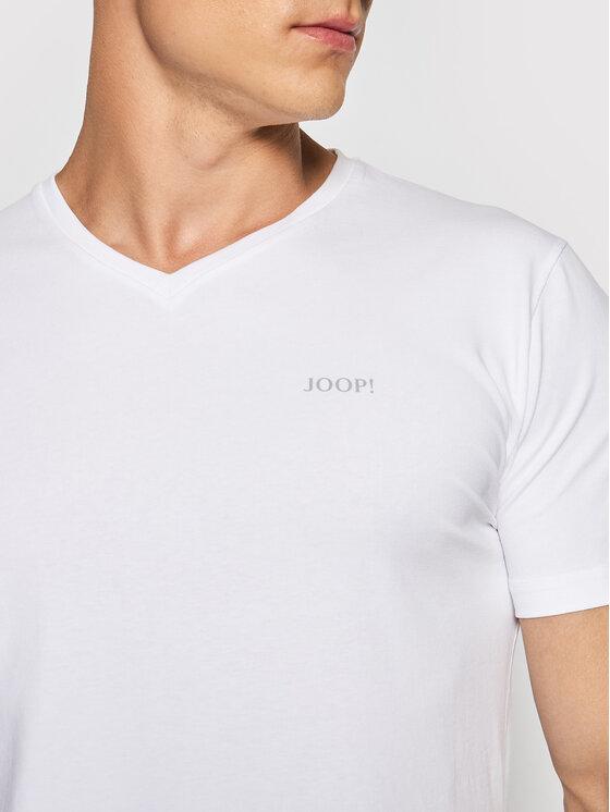 JOOP! Joop! Комплект 2 тишъртки 30018460 Бял Regular Fit