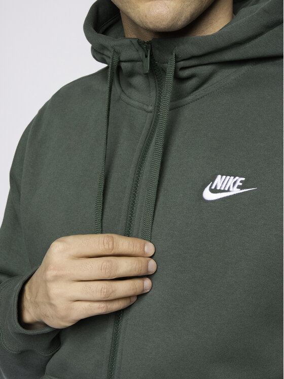 Nike Nike Džemperis Sportswear Club Fleece BV2645 Žalia Standard Fit