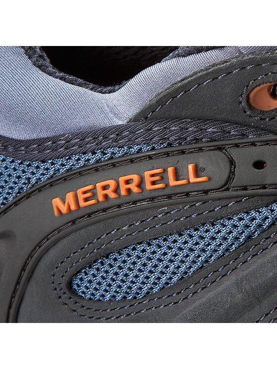 Merrell Merrell Trekkingi Chameleon II Stretch J559572 Granatowy