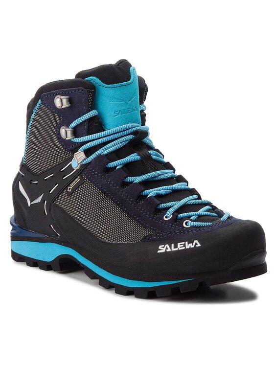 Salewa Turistiniai batai Crow Gtx GORE-TEX 61329-3985 Juoda
