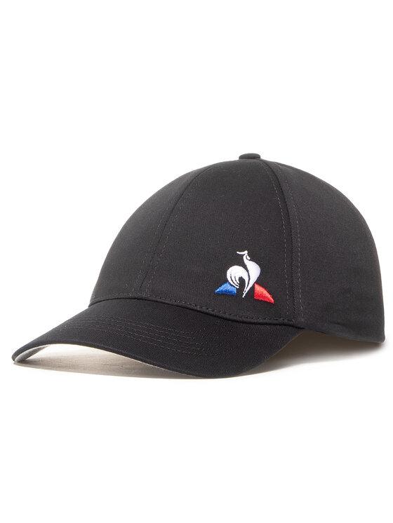 Le Coq Sportif Kepurė su snapeliu Ess Cap N2 1922580 Juoda