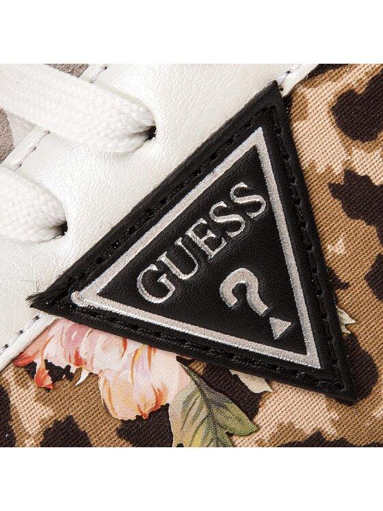 Guess Guess Laisvalaikio batai Vega FLVGA1 FAB12 Ruda