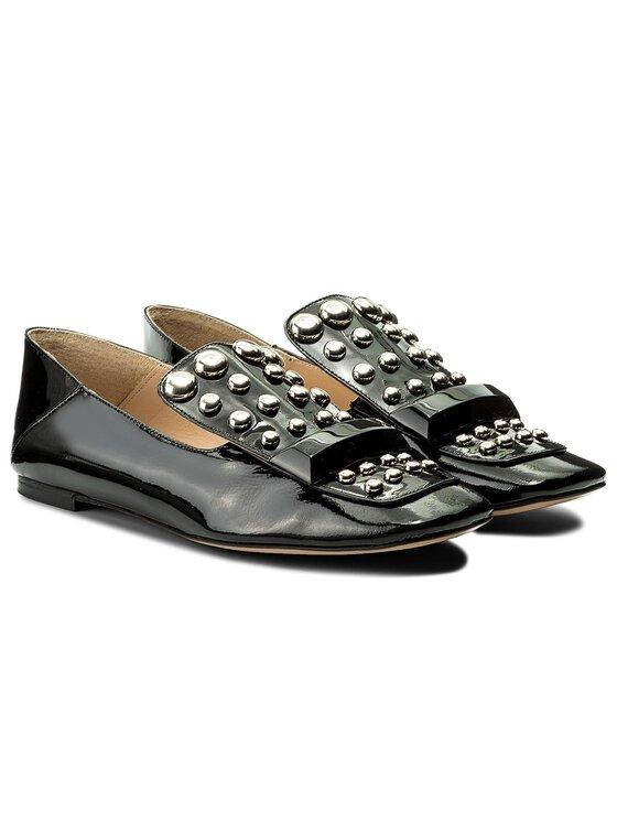 Eva Minge Eva Minge Κλειστά παπούτσια Granada 3F 18CP1372349ES Μαύρο