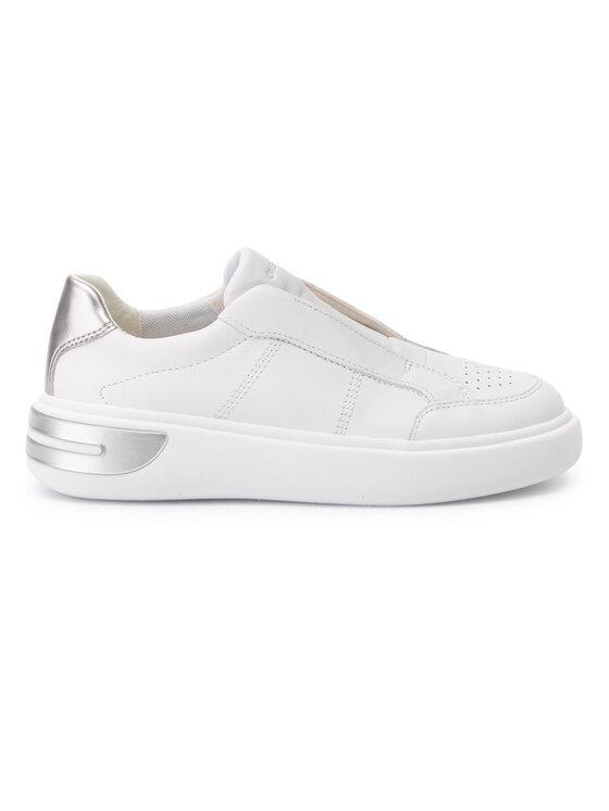 Geox Geox Sneakers D Ottaya D D92BYD 085NF C0007 Weiß
