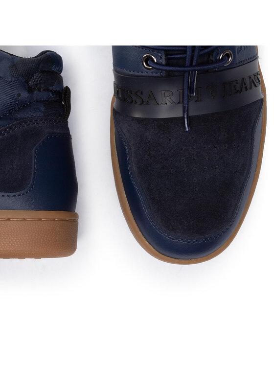 Trussardi Jeans Trussardi Jeans Laisvalaikio batai 77A00099 Tamsiai mėlyna